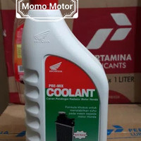 AIR RADIATOR/COOLANT MOTOR HONDA 500ML