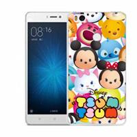 Softcase Ultrathin Tsum Tsum Disney Xiaomi Mi 4s Custom Casing Hp