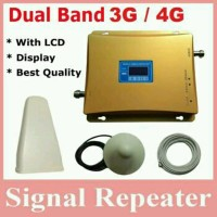 HP DUAL BAND 3G PLUS 4G - Repeater penguat signal oke Termurah