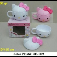 BIG SALE GELAS MUG CANGKIR KARAKTER MICKEY MINNIE MOUSE - TUPPERWARE
