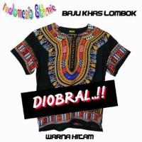 Harga diobral murah baju dashiki hitam baju etnik hippie boho pria w   antitipu.com