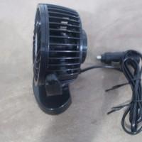 DIJUAL Kipas DC lighter mobil 12V model duduk 1 fan 1 blower bisa set