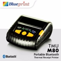 PROMO Blueprint TMU M80 Portable Thermal Receipt Printer LIMITED