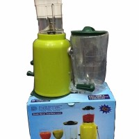 PROMO Destec Blender Manual 2 Tabung LIMITED