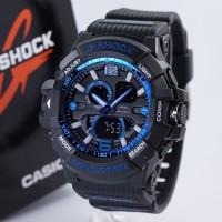 Jam G-Shock MUDMASTER GSG-100 KW1 Black Blue Terbaik