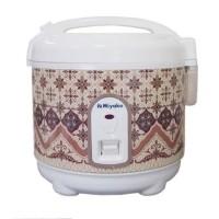 Miyako PSG-607 Rice Cooker/Magic Com Penanak Nasi 0.6 Liter - Batik