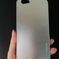 (Sale) Casing Motomo Oppo F1s Case ( Metal Hardcase ) F1 s hard case