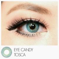 Softlens Eyecandy Tosca Soft Lens Eye Candy warna Tosca