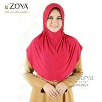 TERBARU Hijab Zoya Husna Casual / Kerudung / Bergo / Jilbab Instan