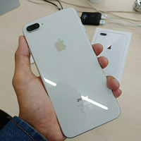 Apple iPhone 8 Plus 256gb Silver SECOND
