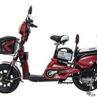 Harga sepeda listrik merk indobike tipe | Pembandingharga.com