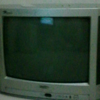 TV tabung Sharp 21 inch