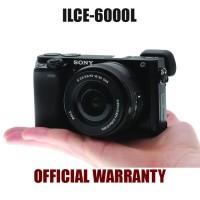 camera mirrorles Sony ILCE-6000L (A6000 kit, body + lensa SELP1650)