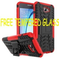 Casing Rugged Armor Kick Stand Samsung A5 2017/A7 2017/A3 2017 Case