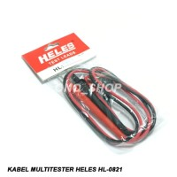 Kabel Multitester Heles HI-0821 Diskon