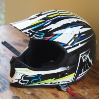 Helm Fox®️ Rampage; Downhill/Motocross