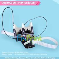 Home Cartridge HP 680, Carriage Unit Printer HP Deskjet 2135 2130 Used