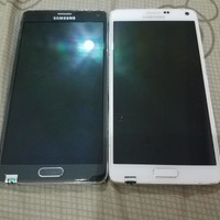 Samsung Note 4 4G Second Fullset