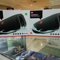 Promo Portable Bluetooth Speakers Jbl Charge 3 New Original Oem Diskon