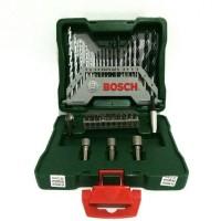 Promo Mata Bor Set Bosch X-Line 33Pcs Limited