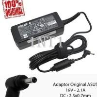 Jual Adaptor Charger Laptop Netbook Asus Eeepc 19V-2,1A Original New
