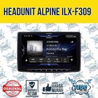 Headunit Alpine ILX-F309 - Apple CarPlay / Android
