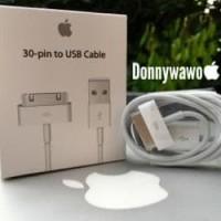 Jual Original Usb Kabel Data Ipod / Iphone / Ipad 2 3 3G 4 4S Nano