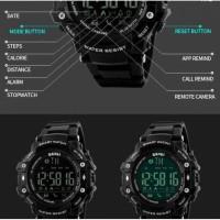 Dijual Jam Smartwatch Bluetooth Sport Pria Skmei Casio 1226 Murah