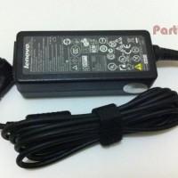 Dijual Adaptor / Charger Lenovo Ideapad S10 20V - 2A Original 100%