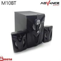 Dijual Speaker Advance Aktif Portable M10Bt Bluetooth Subwoofer Bass