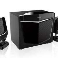 Promo Simbadda Speaker Cst 4600N (Usb Port+Memory+Bluetooth+Remote