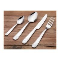 Peralatan Dapur Makan, Sendok, Garpu, Pisau,  Ikea 1 Set isi 24 Pcs
