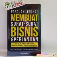 PANDUAN LENGKAP MEMBUAT SURTA-SURAT BISNIS & PERJANJIAN
