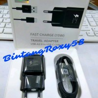 Charger Carger Hp Samsung Note FE Fun Edition Fan Edision USB TYPE-C L