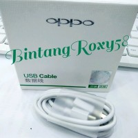 Kabel Data Cable Carger Hp Oppo A37 A57 A39 A59 A71 A83 Neo F1 F1S F1p