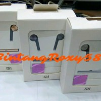 Headset Earphone Hp Xiaomi Redmi Hybrid - Hibryd Dan Semua Tipe Bisa J
