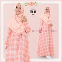 BEST SELLER Gamis Zizara Adiba Dress Seri B03 baju muslim wanita baju