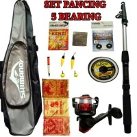 Harga 1 Set Alat Pancing Murah Travelbon.com