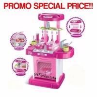 MURAH Termurah Mainan Anak Kitchen Set Koper