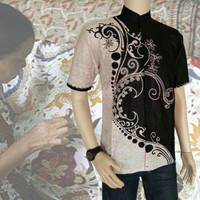 Jual Kemeja Batik Pria Batik Pekalongan Fashion Pria Grosir Batik TERMURAH Murah