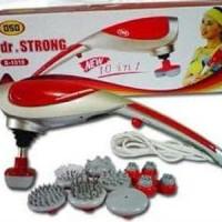 Dr. Strong Alat Pijat/Pemijat Otomatis 10 in 1 Massange PROMO