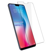 Tempered Glass OPPO F7 Screen Guard Antigores kaca bening