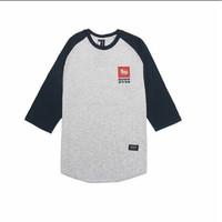 T Shirt/Kaos/Baju 7/8 Reglan Rown Division Original Murah berkualitas