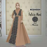 Gamis Felicia Maxi Dress