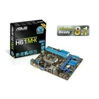 Motherboard Asus H61M-K LGA 1155 Murah