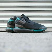 Sepatu Adidas Y-3 Black green