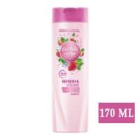 Sunsilk Hijab Recharge Refresh & Volume Shampoo 170ml (strawberry)