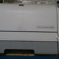 Best Seller Printer Warna Laserjet HP Bekas CP1215 siap Pakai Full War