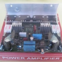 MB068 POWER AMPLIFIER BLESSER MONO FINAL SANKEN + HEATSINK SIKU L