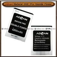 Baterai Advan S5E Pro S 5 E Double Power Batre Batrai HP